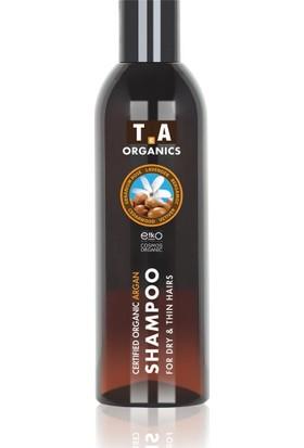 Tca Organics Argan Shampoo Şampuan 250 ml