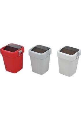 Dust Bin Comfort Yeni Nesil Çöp Kovası 8 lt