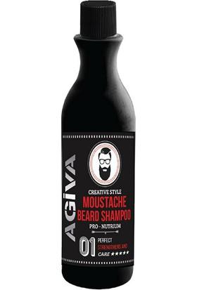 Agiva Sakal ve Bıyık Bakım Şampuanı 01 180ml