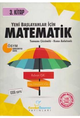 Cevdet Özsever Matematik 3(Yeni Başlayanlar)