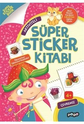 Süper Sticker - Çevremiz