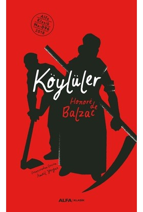 Köylüler (Ciltli) - Honore De Balzac