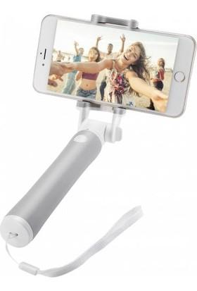 Xiaomi Kablosuz Selfie Çubuğu Bluetooth 70cm - Beyaz - LYZPG01YM
