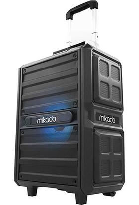 Mikado Md-2020Bt Siyah Kablosuz Uhf Mikrofonlu Bluetooth Toplantı Anfisi