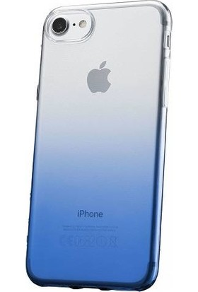 Cellularline iPhone 7/8 Shadow Degrade Kılıf - Mavi