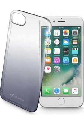 Cellularline iPhone 7/8 Shadow Degrade Kılıf - Siyah