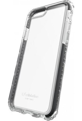 Cellularline iPhone 7/8 Tetra Force Pro Kılıf - Siyah