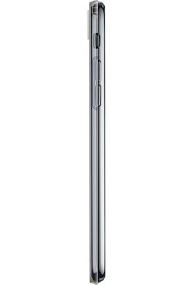 Cellularline iPhone X/XS Fine Parlak Kauçuk Kılıf Şeffaf