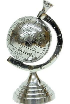 Evim Tatlı Evim Prinç Yerküre Dünya İş Yeri Hediyesi 13 cm