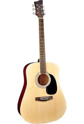 Jay Turser Gitar Akustik (Jj-45-Pak-N)