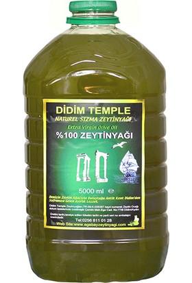 Didim Temple 5 lt Erken Hasat %100 Zeytinyağı