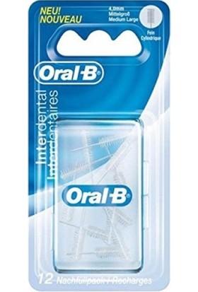 Oral-B Arayüz Yedek 4.0 mm