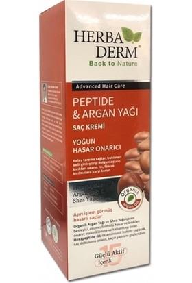 Herbaderm Yoğun Güçlendirici Saç Kremi 330 ml