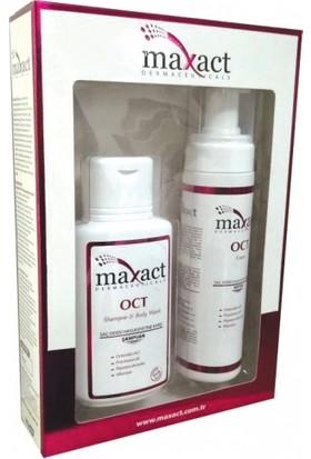 Maxact Oct Saç Bakım Seti