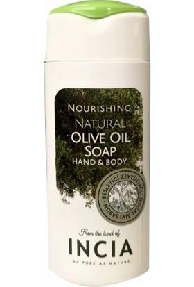 INCIA Besleyici Zeytinyağlı Sıvı Sabun HAND & BODY