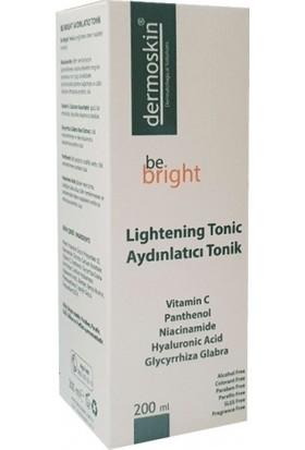 Dermoskin Be Bright Aydınlatıcı Tonik 200 ml