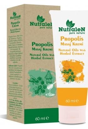 Nutralen Propolis Masaj Kremi 60 ml