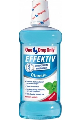 One Drop Only Classic Alkolsüz Ağız Gargarası 500 ml