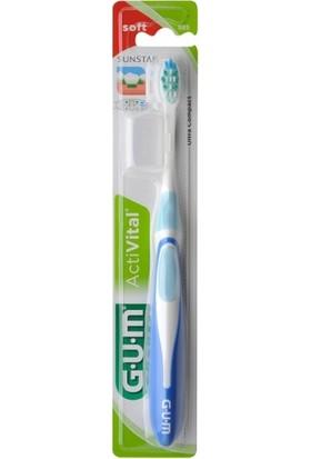 Sunstar Gum ActiVital Diş Fırçası Ultra Kompakt