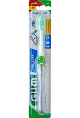 Sunstar Gum Travel Soft Diş Fırçası - 158MA