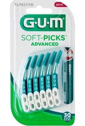 Sunstar Gum Soft Picks Advanced Arayüz Fırçası Small