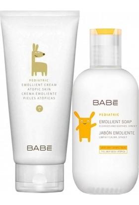 Babe Pediatric Emolient Cream + Oil Soap 200 ml !