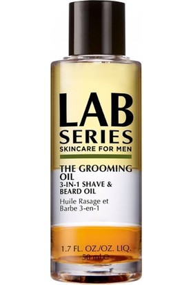 Lab Series The grooming Oil 3 in 1 Shave and Beard Oil 50 ml