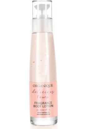 Organique Delicious Touch Parfümlü Vücut Losyonu 100 ml