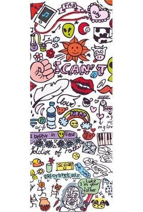 Artikel Pelin Buzdolabı Sticker