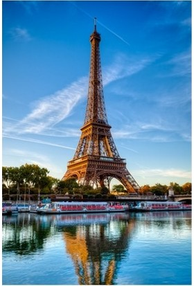 Artikel Paris 89 x 140 Cm Duvar Resmi