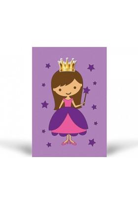 Prenses Aurora Boyama