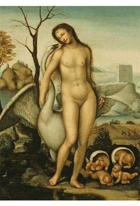 Artikel Leda The Swan 50 x 70 Cm