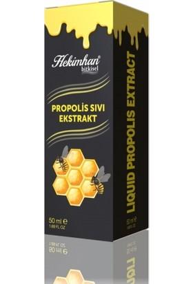 Hekimhan Propolis Sıvı Ekstrakt 50 ml