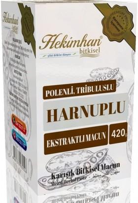 Hekimhan Tiribuluslu Polenli Harnuplu Macun 420 gr