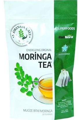 Pi İthalat Moringa Çayı 20 Poşet - Süperfoods