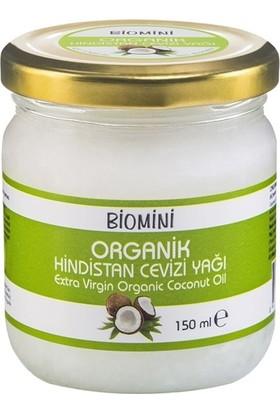 Biomini Organik Hindistan Cevizi Yağı - 150 ml