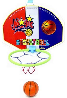 Özdemir Oyuncak Basket Potası Portatif