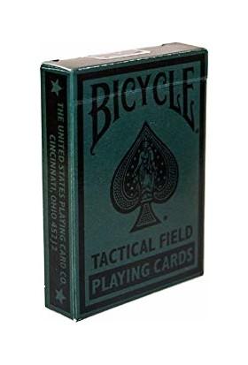Bicycle Tactical Field Premium Koleksiyonluk İskambil Oyun Kağıdı Kartları
