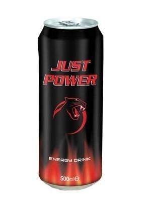 Just Power 500 ml Enerjı Icecegı 24' lü
