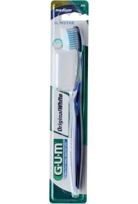 Sunstar Gum White Medium Diş Fırçası