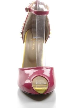 Veyis Usta Arkası Renkli Zımbalı Kadın Platform