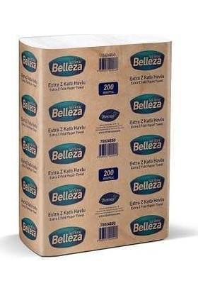 Belleza Z Katlı Havlu 150yp 12' li