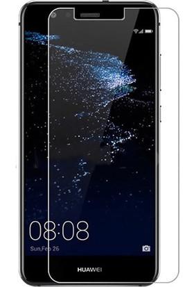Microcase Huawei Y9 2018 Tempered Glass Cam Ekran Koruma
