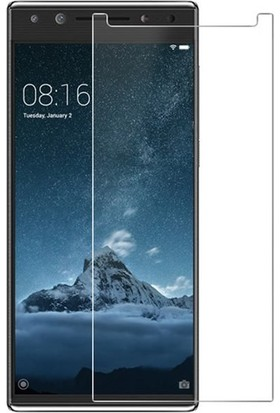 Microcase Alcatel 5 Tempered Glass Cam Ekran Koruma