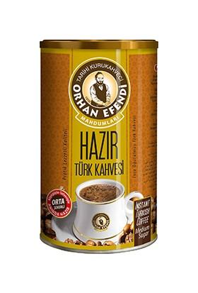 Altıncezve Orhan Efendi - Hazır Türk Kahvesi Orta 500 gr