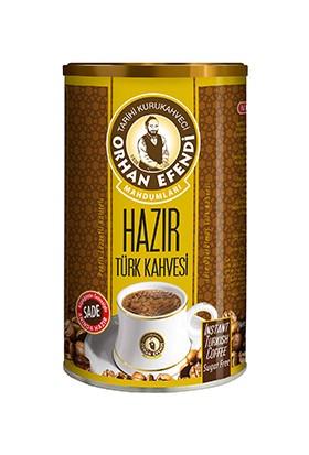 Altıncezve Orhan Efendi - Hazır Türk Kahvesi Sade 250 gr