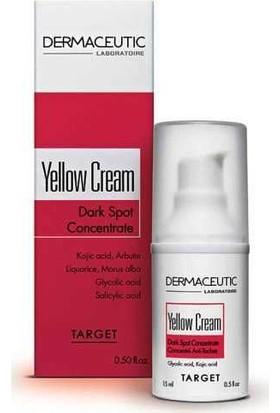 Dermaceutic Yellow Cream 15 mlLeke Karşıtı Gece Bakım Kremi