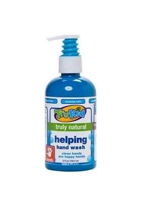 Trukid Helping Hand Wash 236 ml Çocuklar İçin Doğal El Sabunu