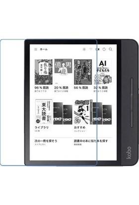 Kobo Forma 8'' E-Kitap Okuyucu Ekran Koruyucu Film 2 Adet