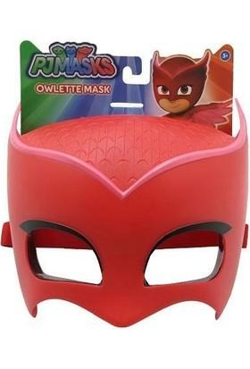 Pj Masks Pijamaskeliler Kırmızı Owlette Maskesi